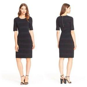 KATE SPADE Textured Stripe Sheath Dress  A11-28